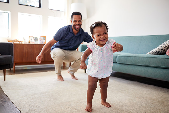 Dances With The Baby