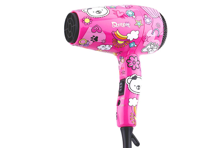 Deogra hairdryer for Kids