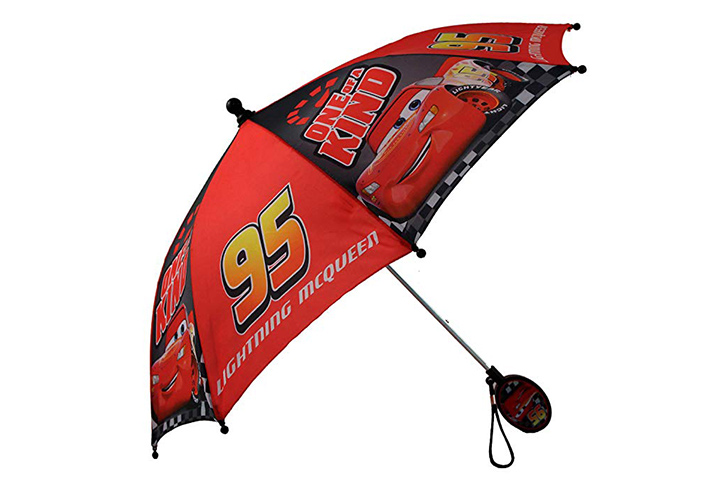 Disney characters umbrella