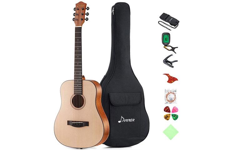 Donner Dreadnought Acoustic Guitar