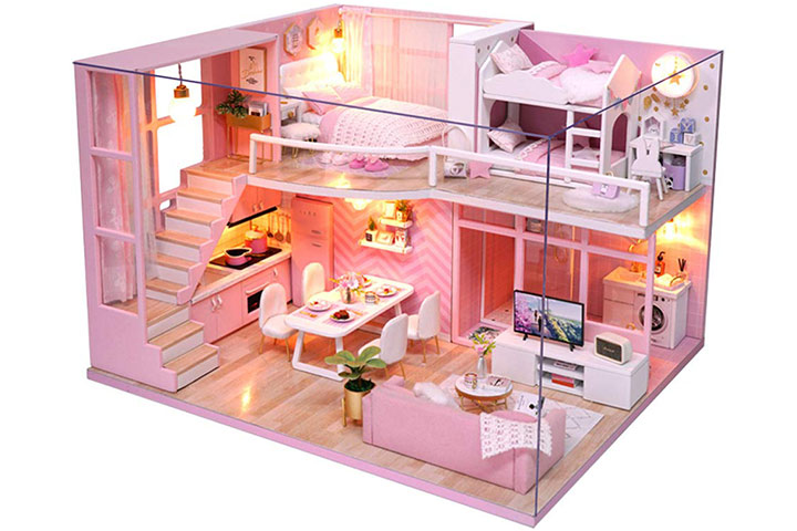 Dream angels dollhouse