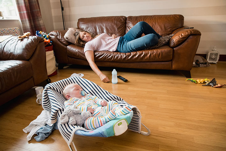 Essential Items For Postpartum Recovery