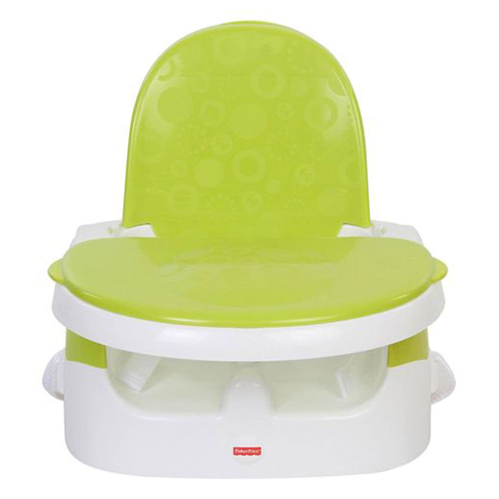 Fisher Price Clean N Go Booster-1
