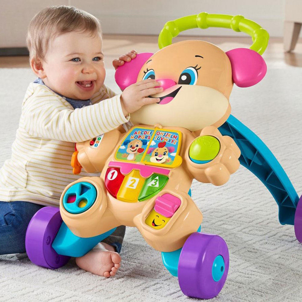 Fisher Price Learn With Puppy Walker-0