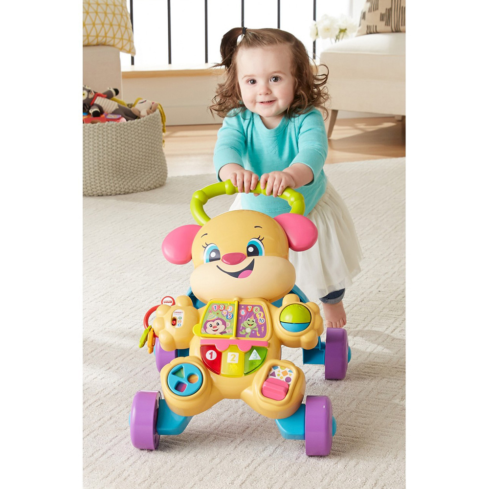 Fisher Price Learn With Puppy Walker-3