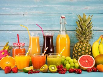 Why And When To Introduce Fresh Fruit Juice To Babies