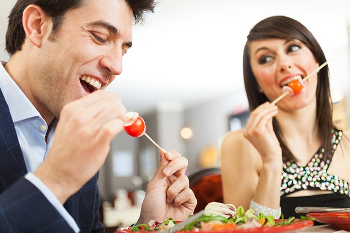 Go Out For A Romantic Dinner