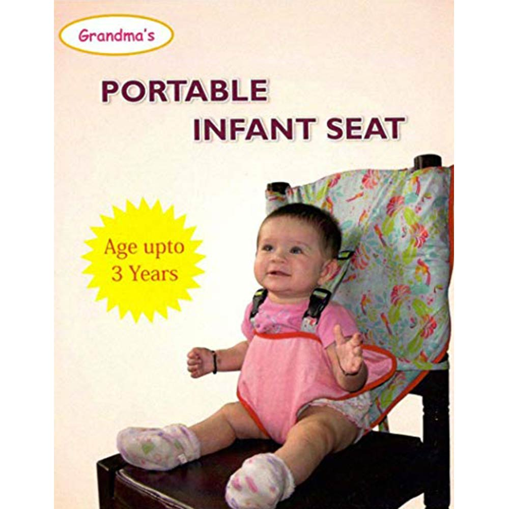 Grandmas Portable Infant Chair Harness-0