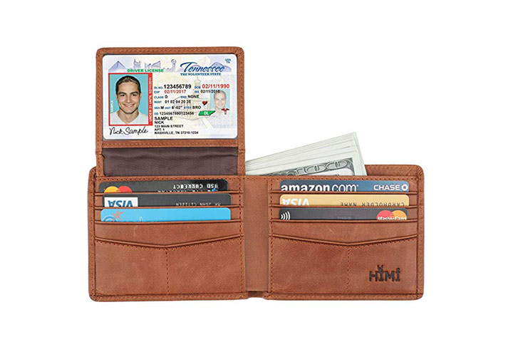 HIMI-Genuine-leather-wallet