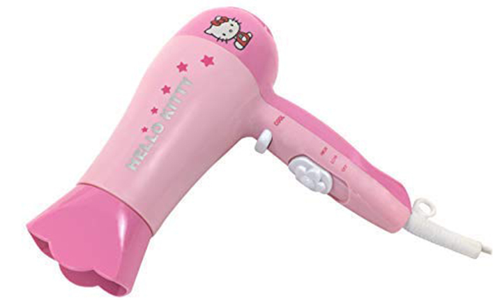 Hello Kitty 1875 Watt Electric hairdryer (KT3052A)