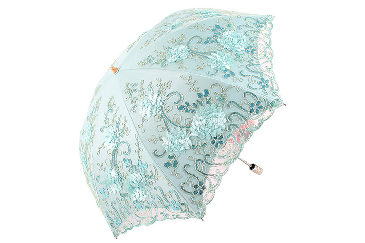 Honeystore vintage lace umbrella