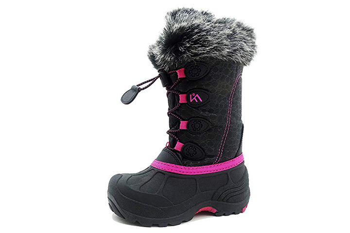 Ice face Kids Snow Boots