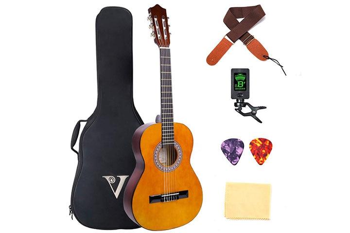 J&Z Acoustic Guitar For Beginners