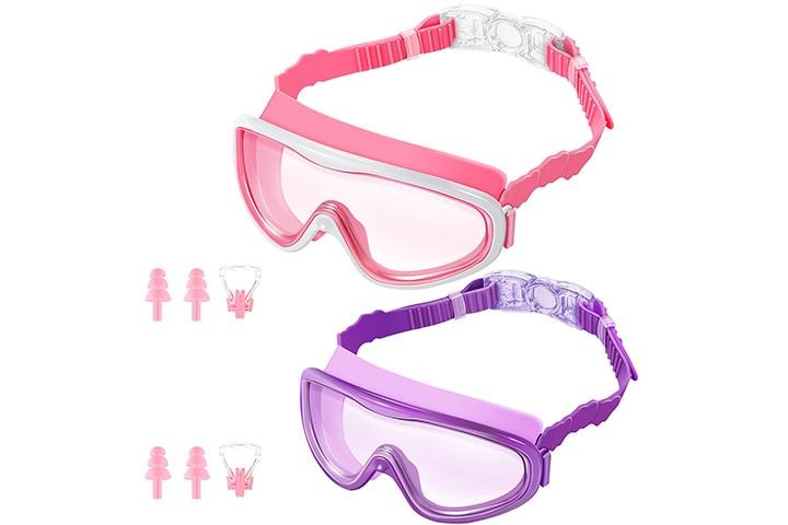 KNGUVTH Kids Swim Goggles