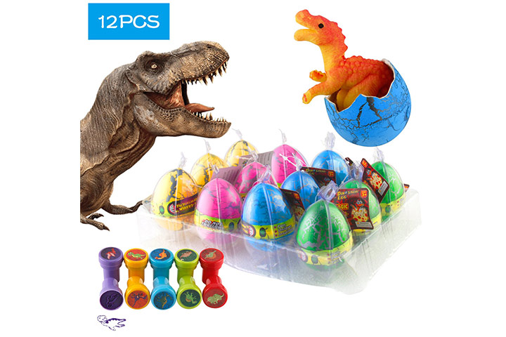 Kictero Easter eggs gift set