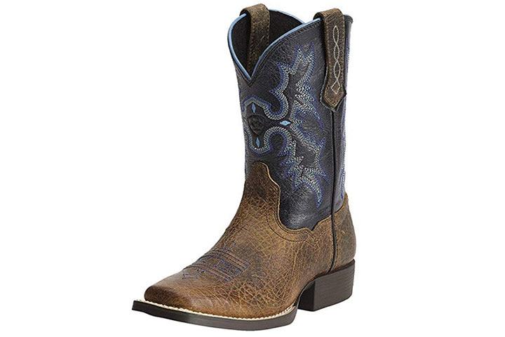 Kids Tombstone Western Cowboy Boot