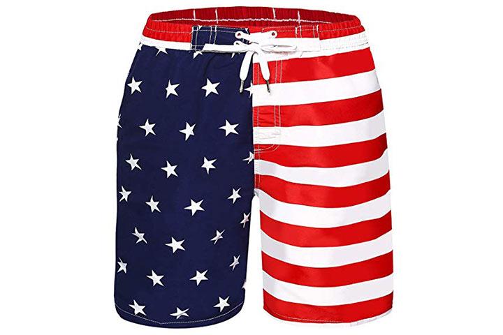 Kute n Koo swimming trunks