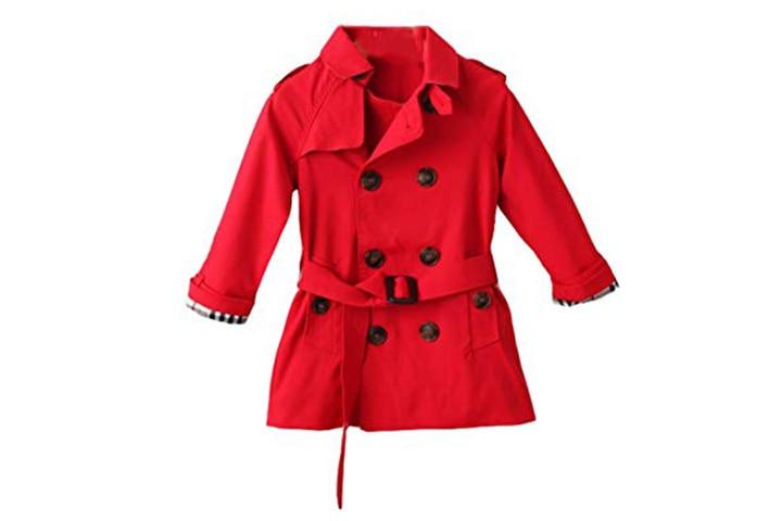 LSERVER trench coat