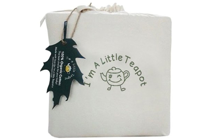 Little Teapot Organic Cotton