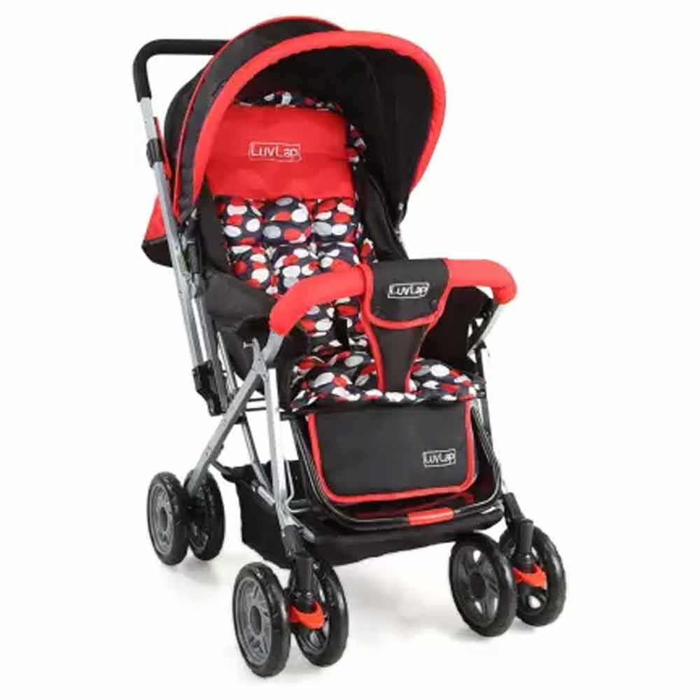 Luv Lap Baby Stroller With Mosquito Net