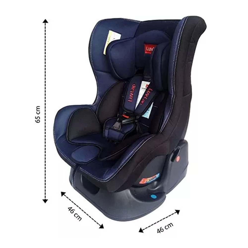 LuvLap Sports Convertible Baby Car Seat-2