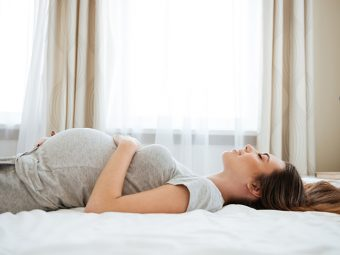 How Many Hours Should A Pregnant Woman Sleep?