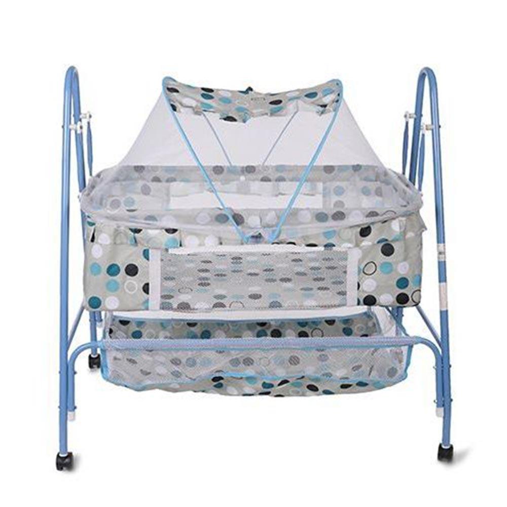 Mee Mee Cradle With Mosquito Net MM 709B-2