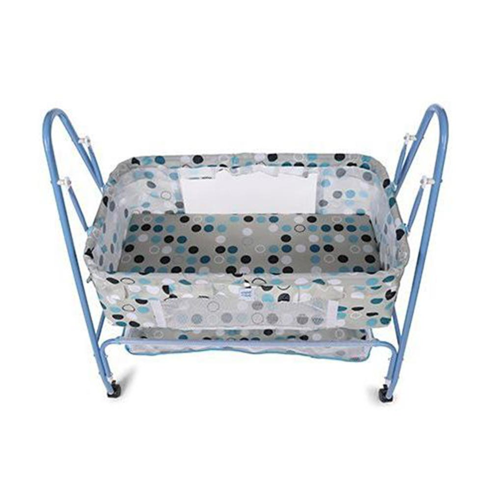 Mee Mee Cradle With Mosquito Net MM 709B