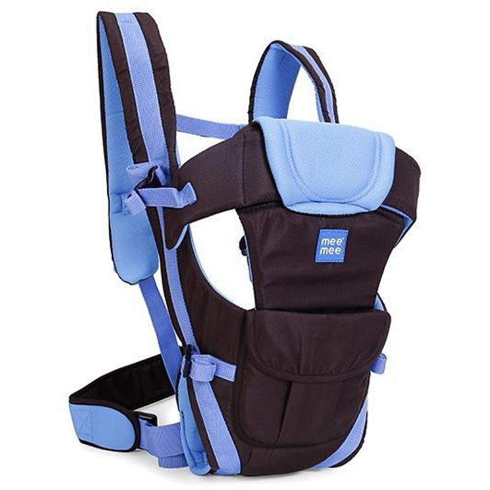 Mee Mee Lightweight Breathable 4 Way Baby Carrier MM-C 25A-1