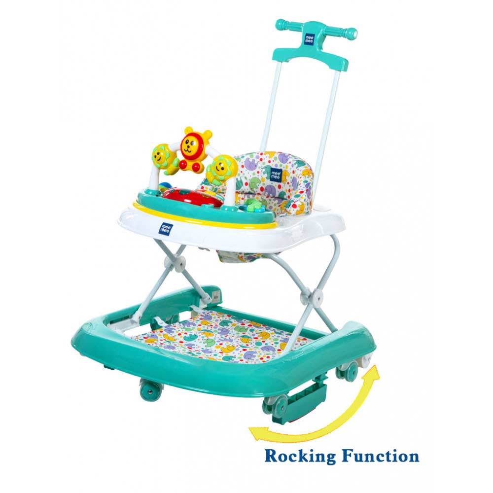 Mee Mee Rocking Walker With Musical Play Tray