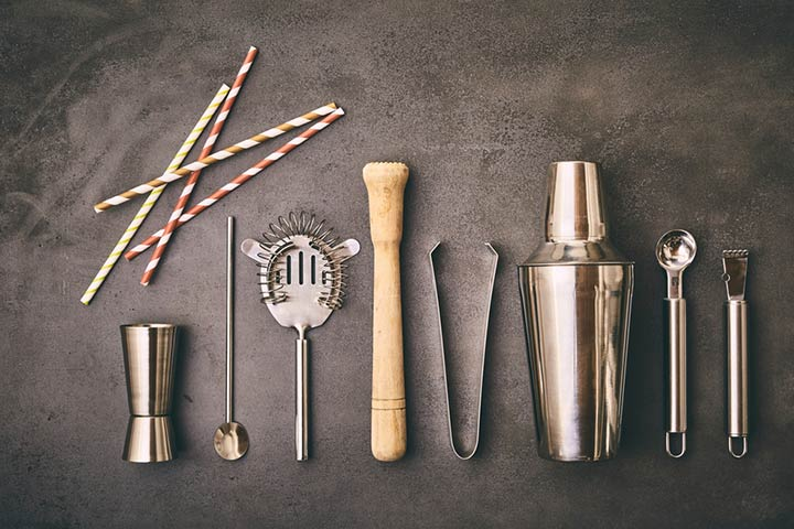 Mixologist tools