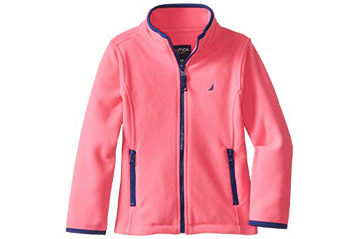 Nautica zip fleece