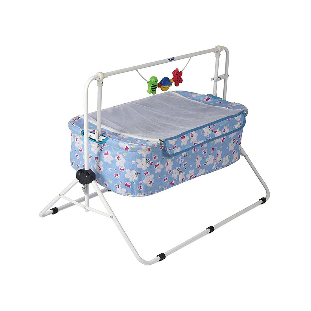New Natraj Comfy Cradle With Mosquito Net