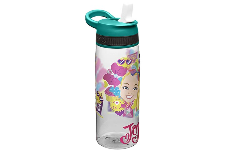 Nickelodeon Jojo Siwa water bottle