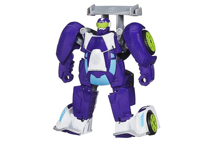 Playskool Heroes Transformers Rescue Bots Blurr Figure