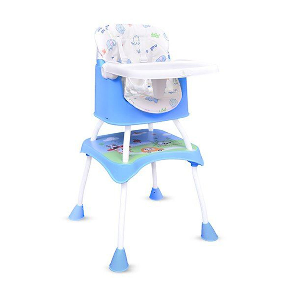 R for Rabbit Cherry Berry Grand The Convertible 4 in 1 High Chair Elephant Print