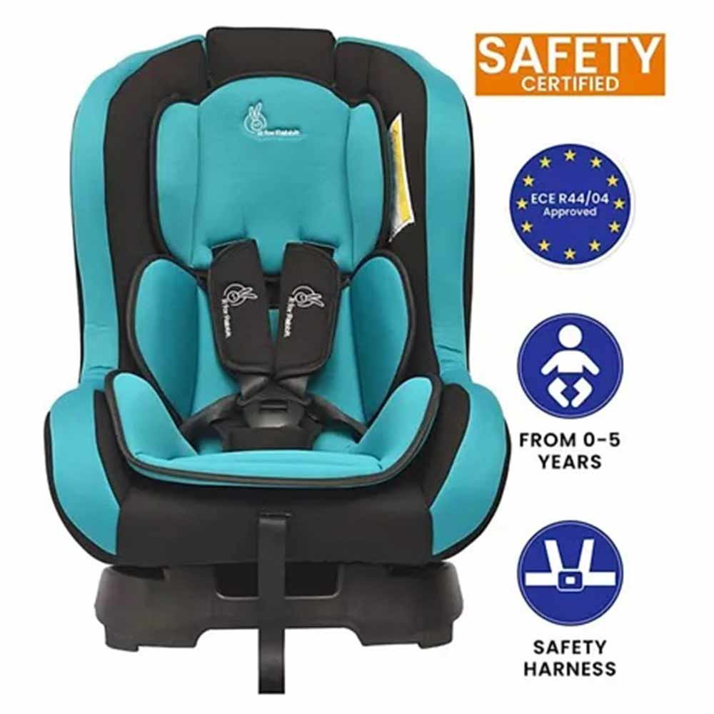R for Rabbit Jack N Jill - The Convertible Baby Car Seat-0