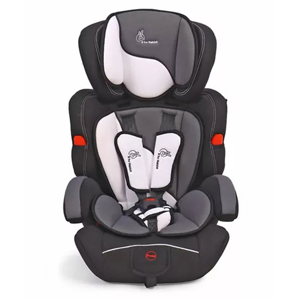 R for Rabbit Jumping Jack The Growing Baby Forward Facing Car Seat-1