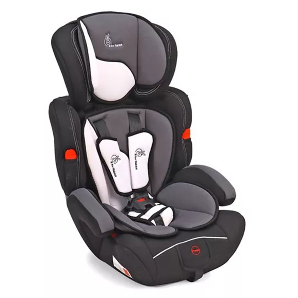 R for Rabbit Jumping Jack The Growing Baby Forward Facing Car Seat