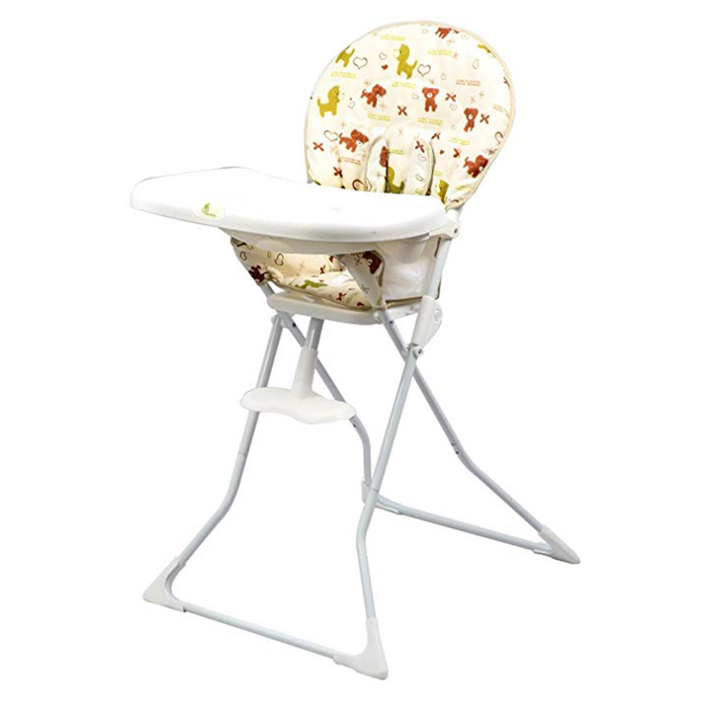 R for Rabbit Little Muffin The Portable High Chair