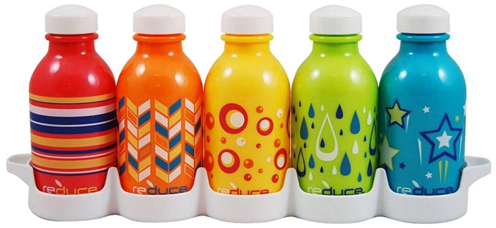 Reduce water bottle set