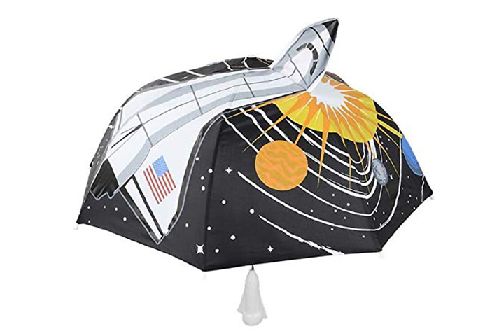Rhode Island spaceship umbrella