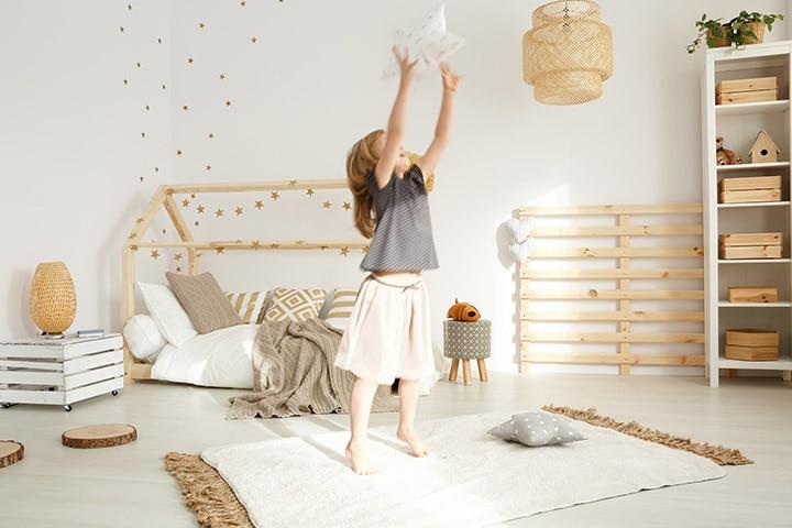 Room decor and organization