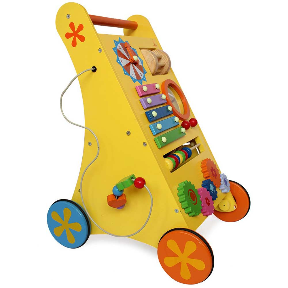 Shumee Musical Activity Baby Walker-1