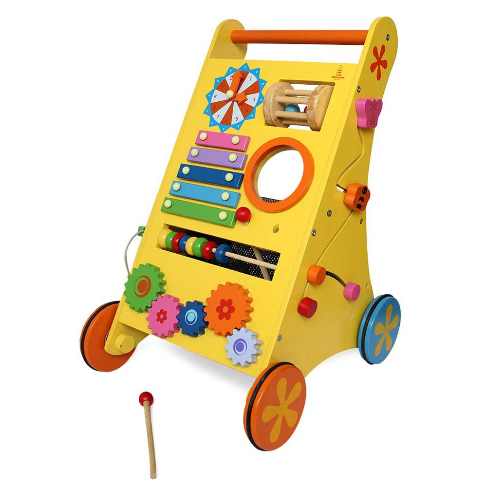 Shumee Musical Activity Baby Walker-3