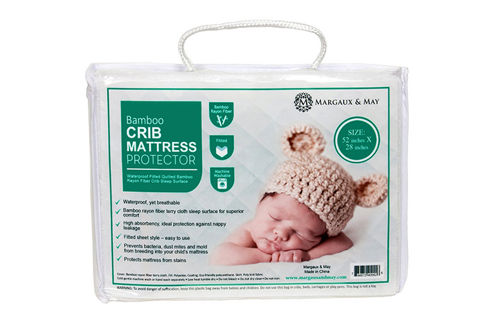 Soft Waterproof Crib Mattress