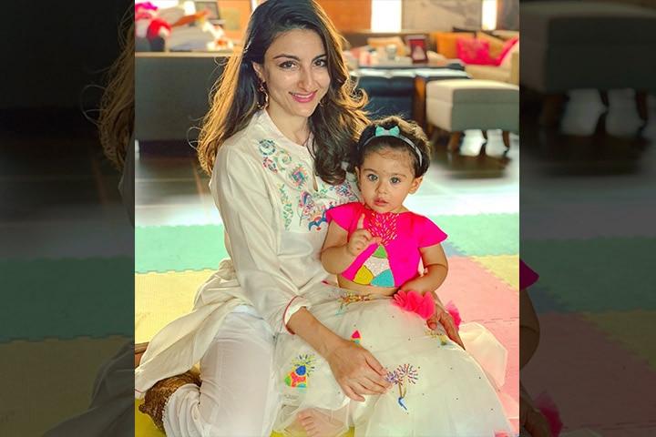 Soha Ali Khan On Breastfeeding Inaaya