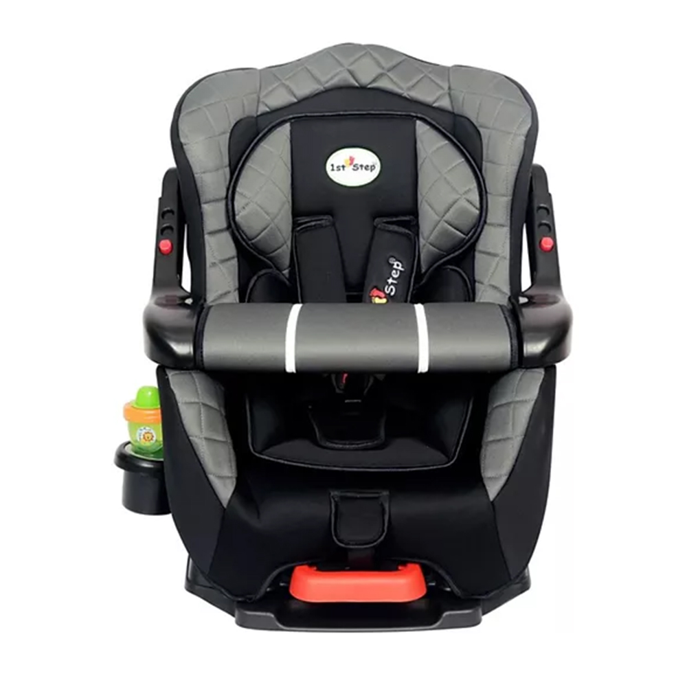 1st Step Convertible Car Seat With 5 Point Safety Harness