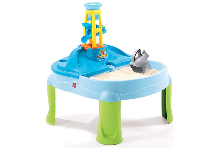 Step2 Splash N Scoop Bay Sand and Water Table