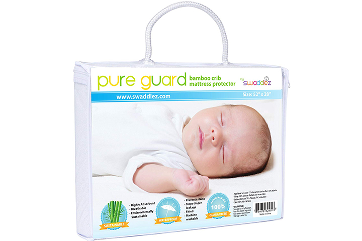 Swaddlez Crib Mattress Protector